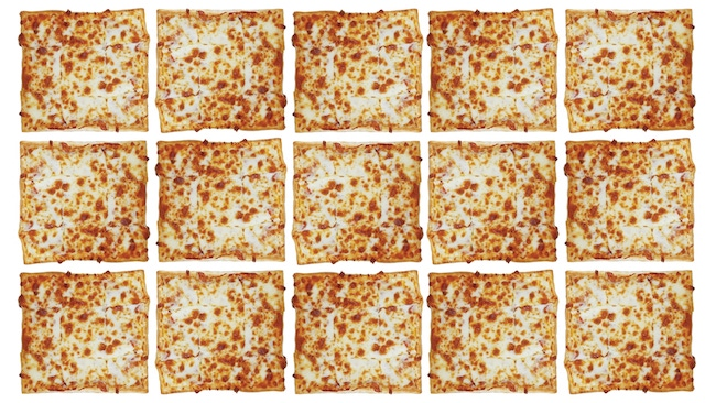 Ledo pizza Zoom background