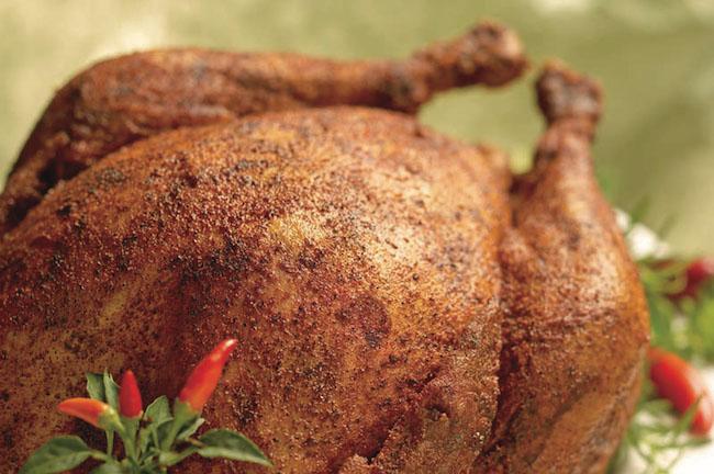 Popeyes cajun turkey