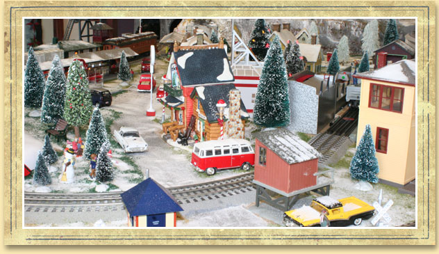 Massive Model Train Display in Granby Is a Colorado-Favorite Holiday Attraction - Our Community Now at Maryland