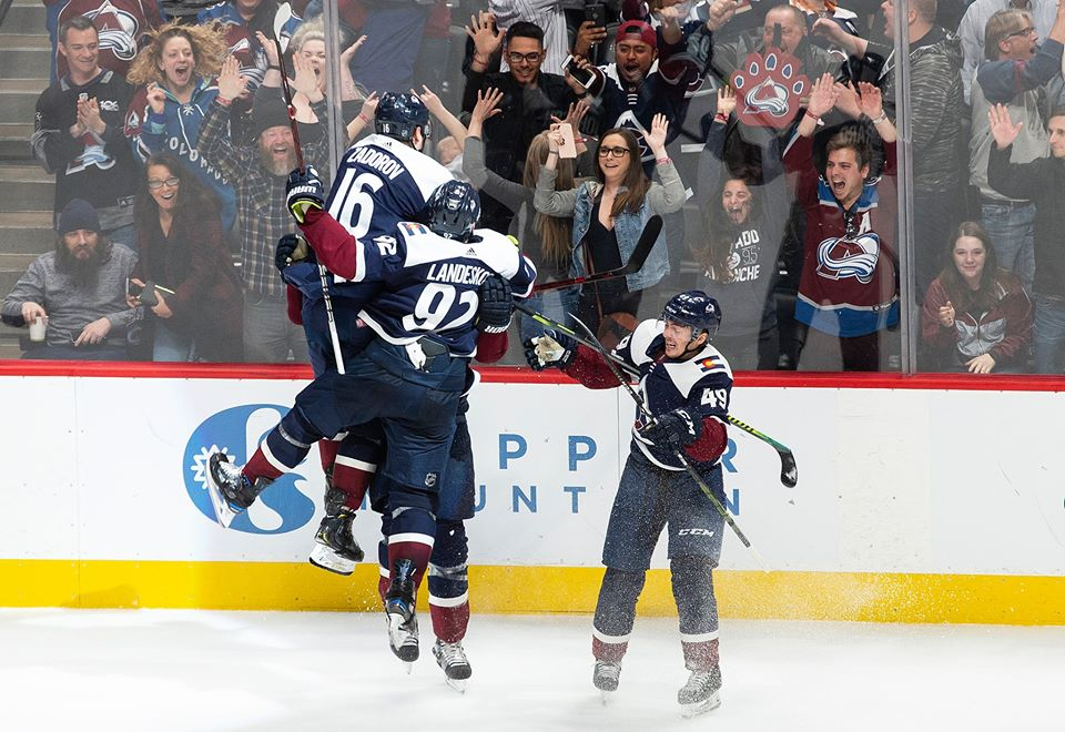 colorado avalanche, things to do in denver this weekend