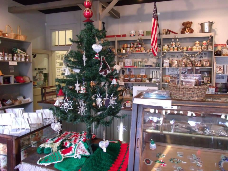 Ike's store, Walton Mountain