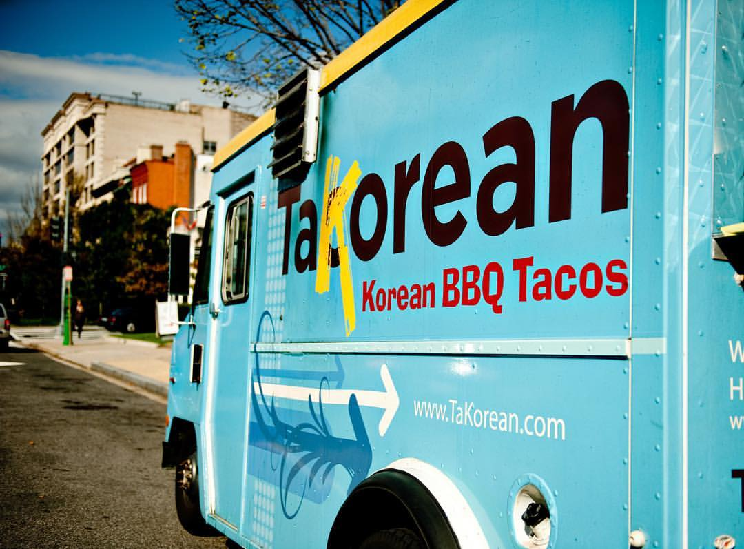 TaKorean food truck