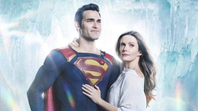 superman and lois series