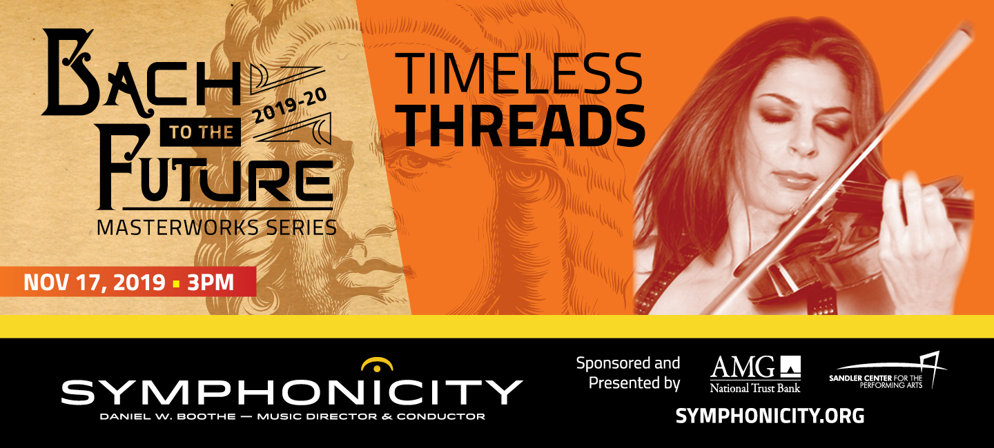 Bach to the Future: Timeless Threads Banner