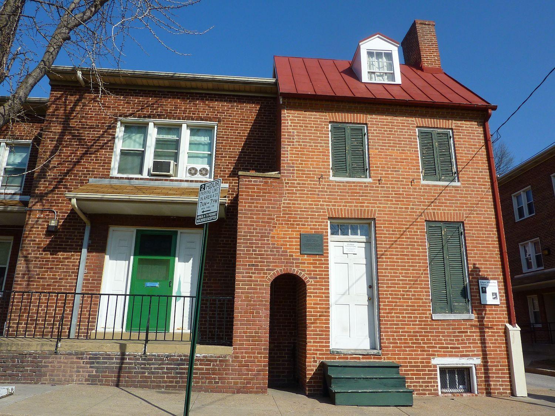 Edgar Allan Poe's house