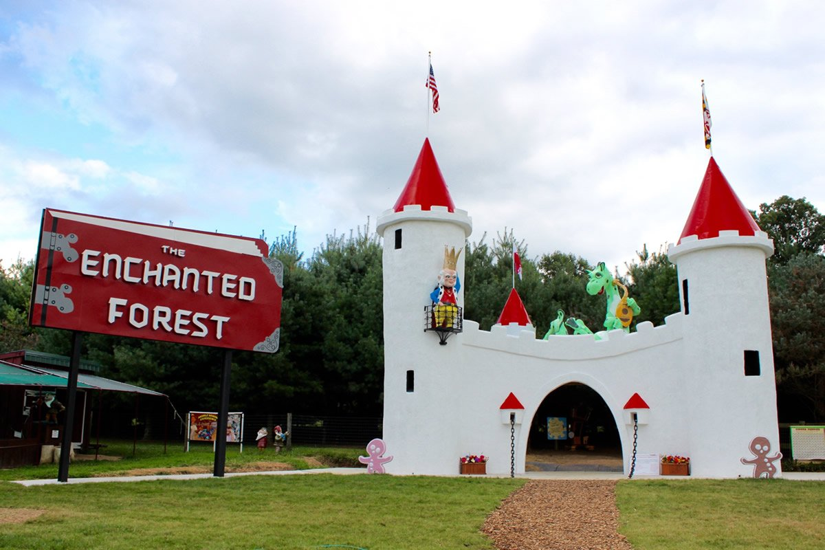 An Abandoned Fairytale Amusement Park Comes To Life In Howard County