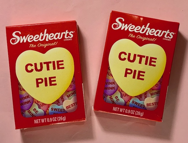 sweethearts candy hearts