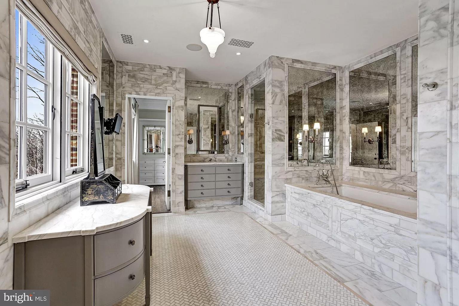Westover Master Bath
