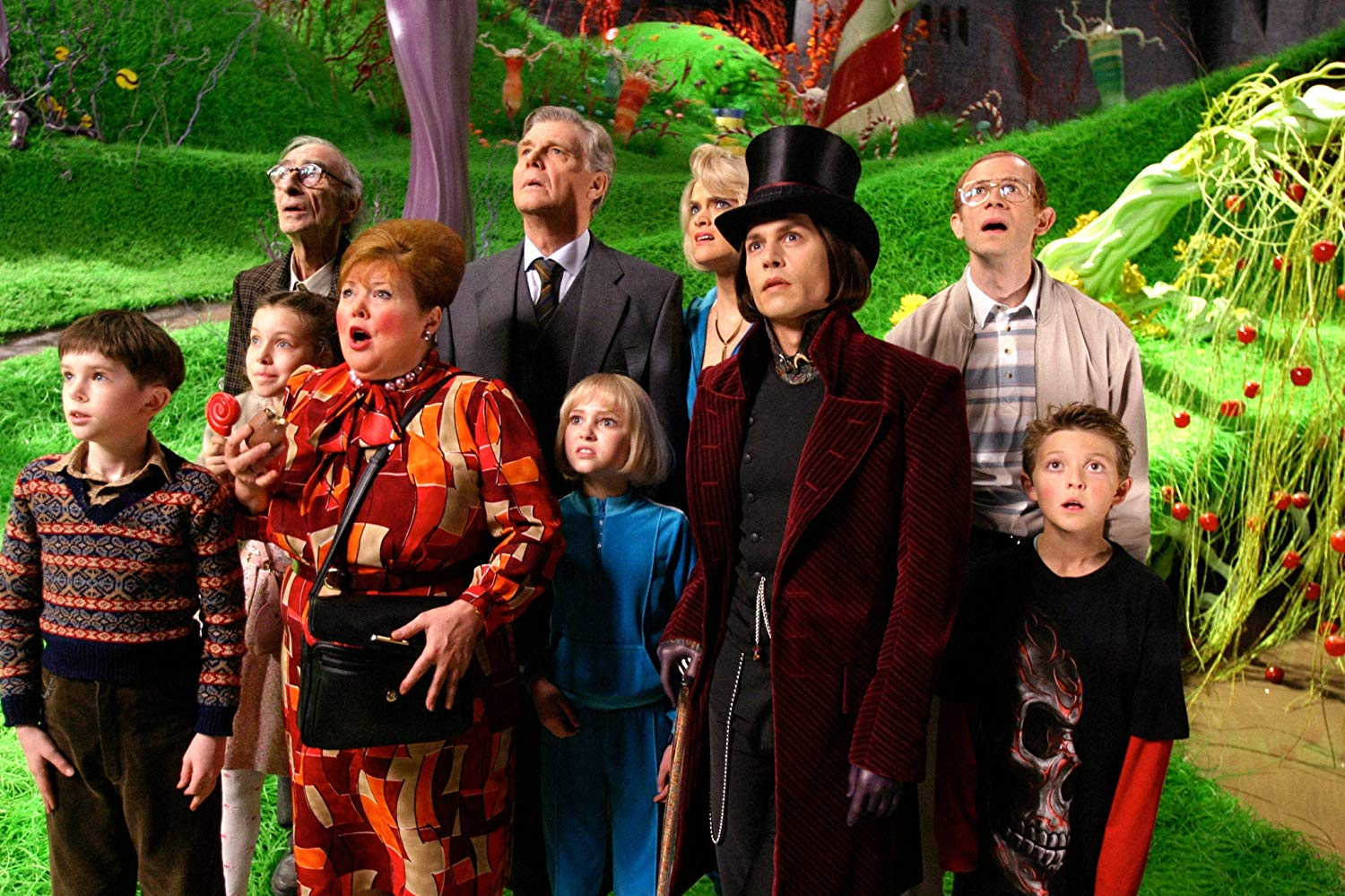 charlie and the chocolate factory, netflix releases
