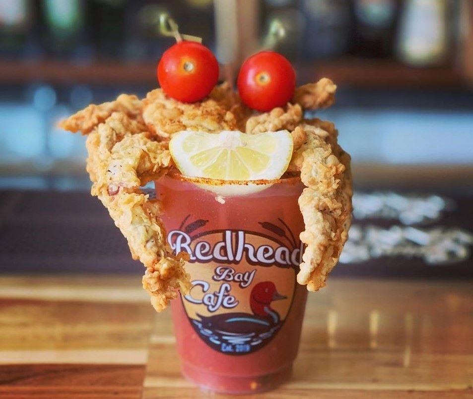Redhead Bay Cafe Virginia Beach Creeds Restaurants