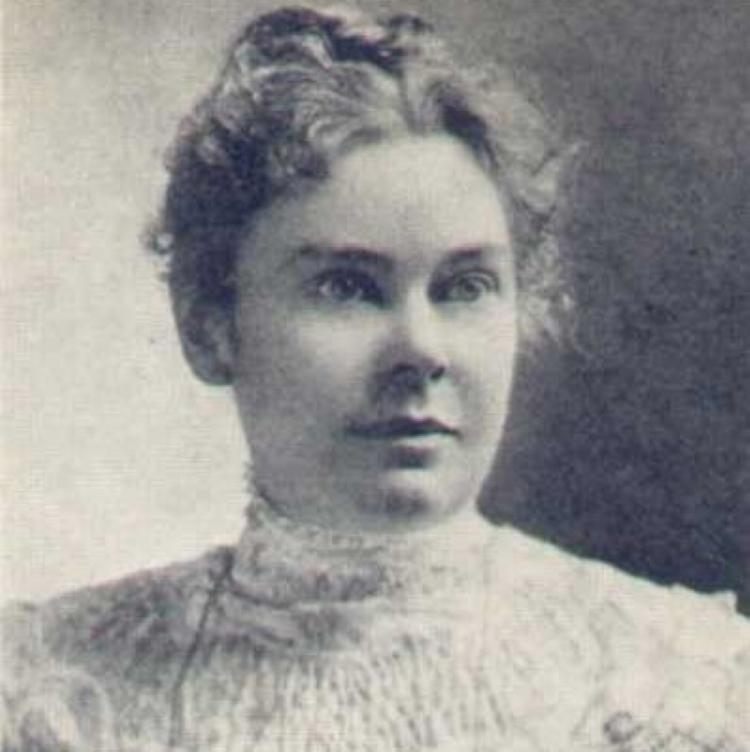 Lizzie Borden in 1889