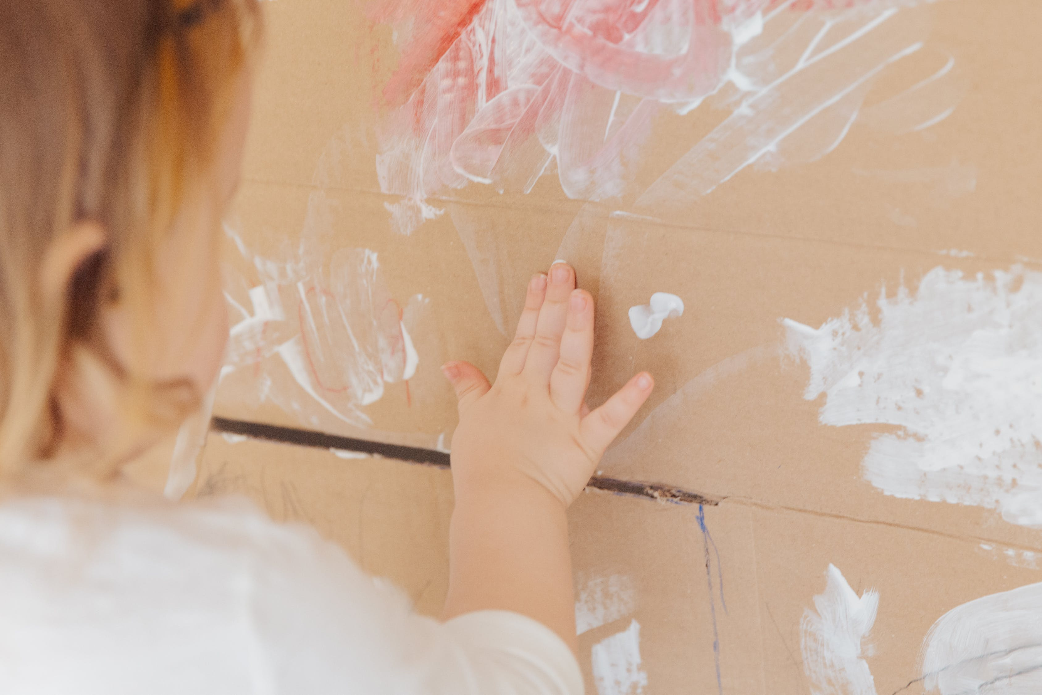 painting, finger-painting