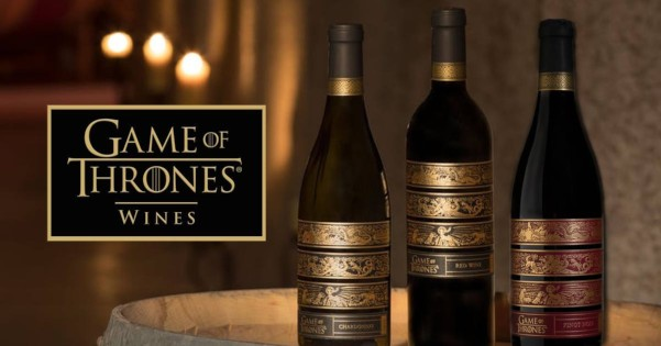 Courtesy of Game of Thrones Wine
