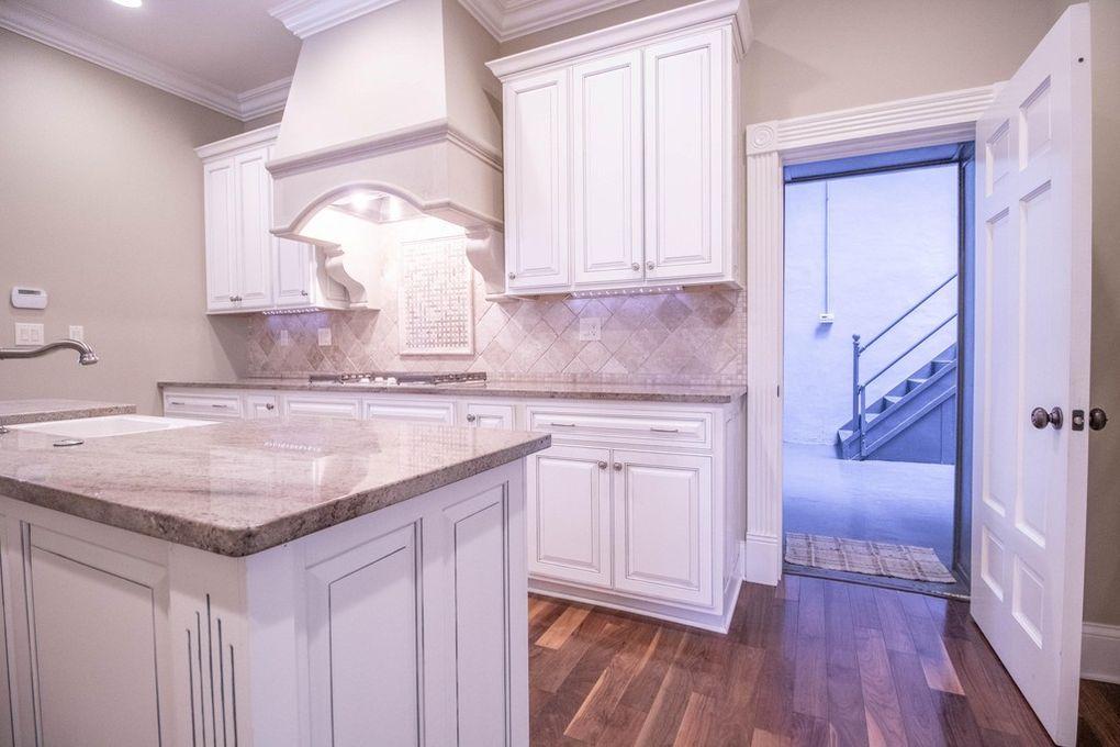 door to jail off kitchen
