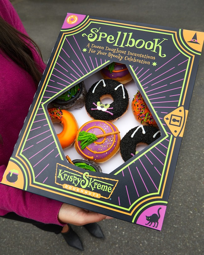 Krispy Kreme Spellbook