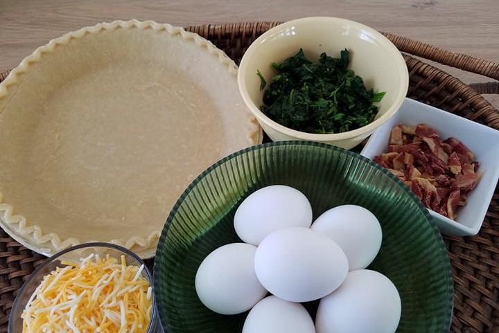 ingredients, eggs, bowls