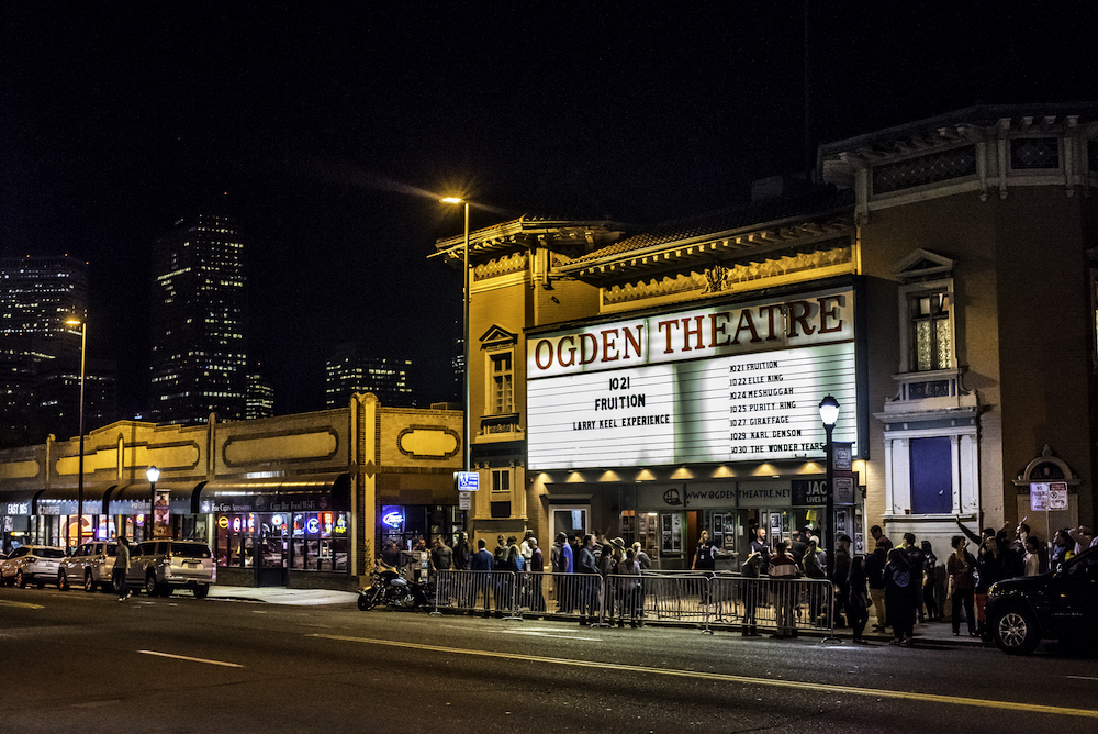 Must-See Concerts in Denver, Ogden Theatre