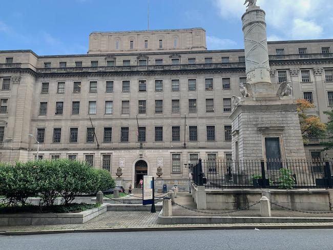 Baltimore City Court House