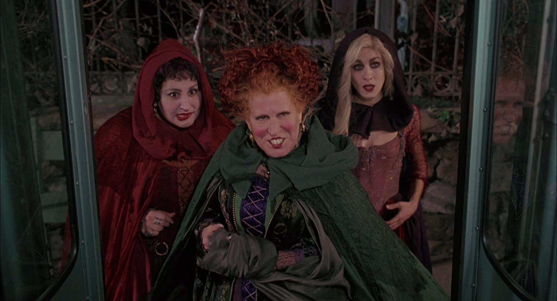 31 nights of halloween, hocus pocus