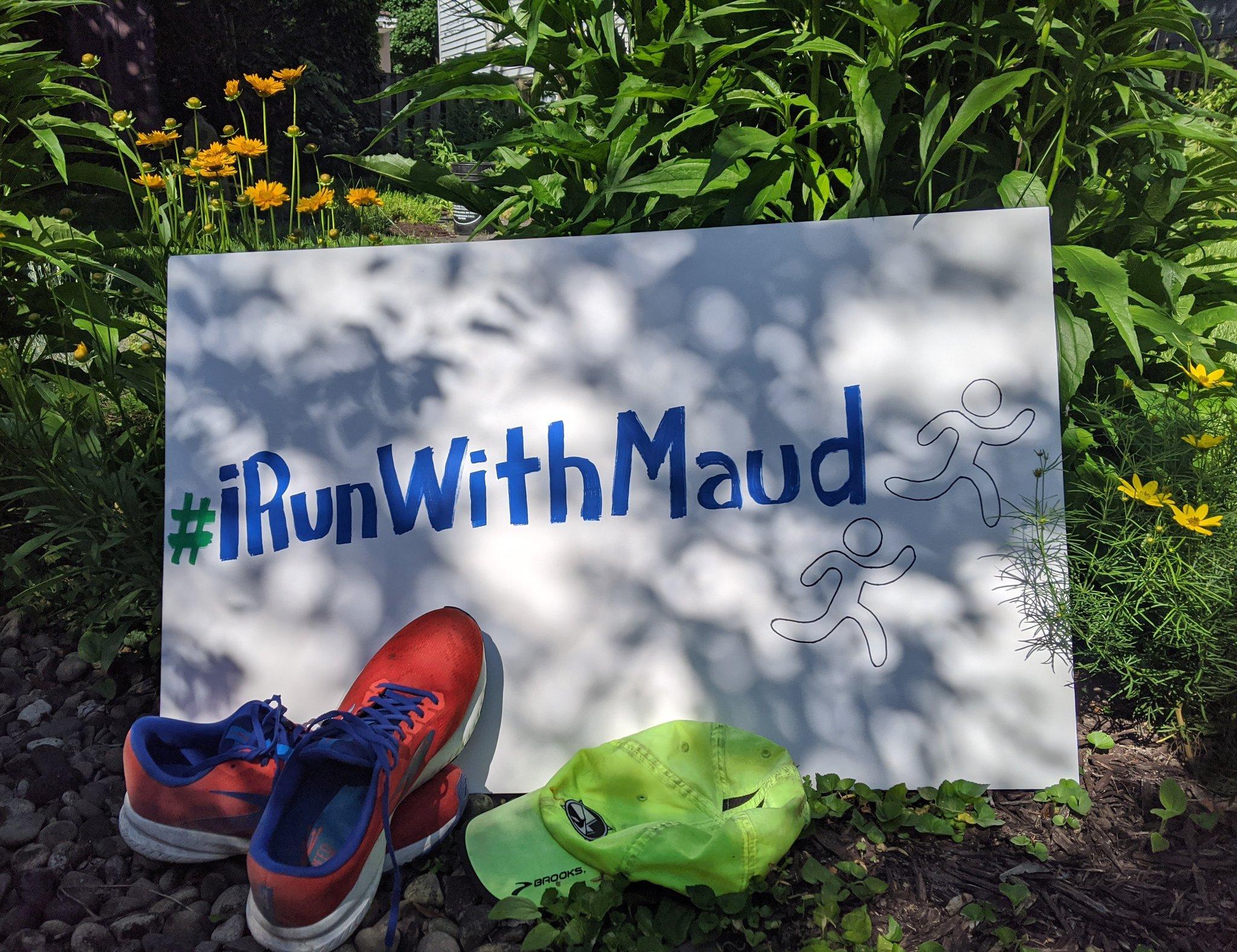 run with maud