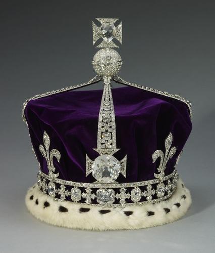 queen mother's crown
