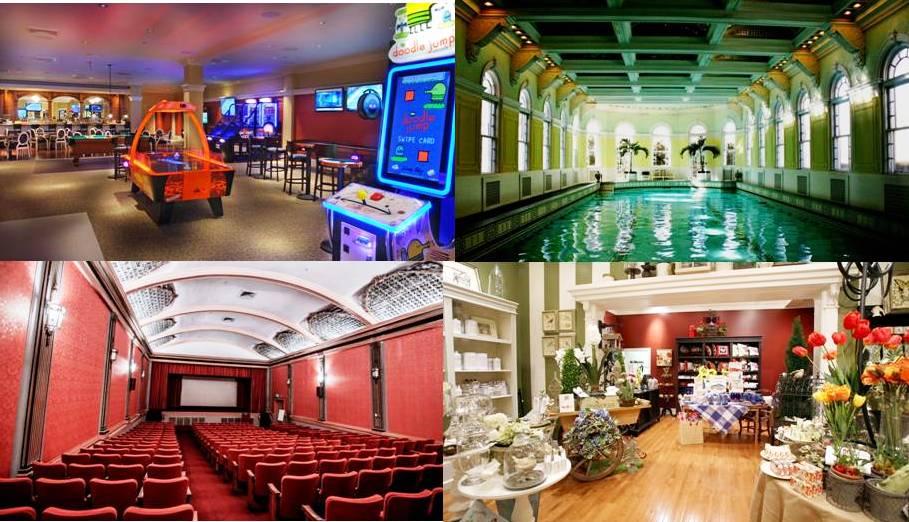 Omni Homestead Resort Indoor Activities Family Friendly Getaway