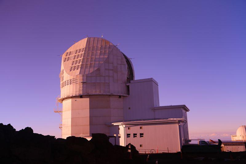 huge telescope