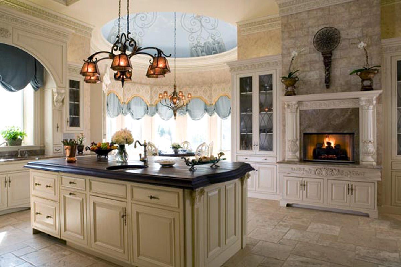 9300 River Rd Main kitchen