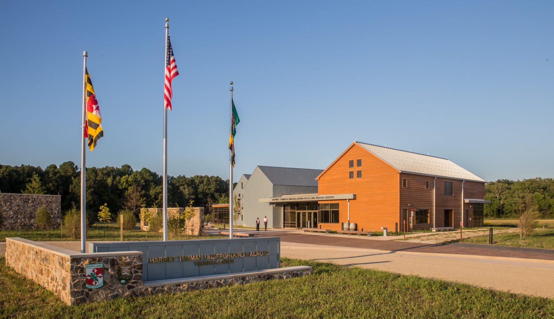 Harriet Tubman Underground Railroad Visitor Center, Dorchester County, MD