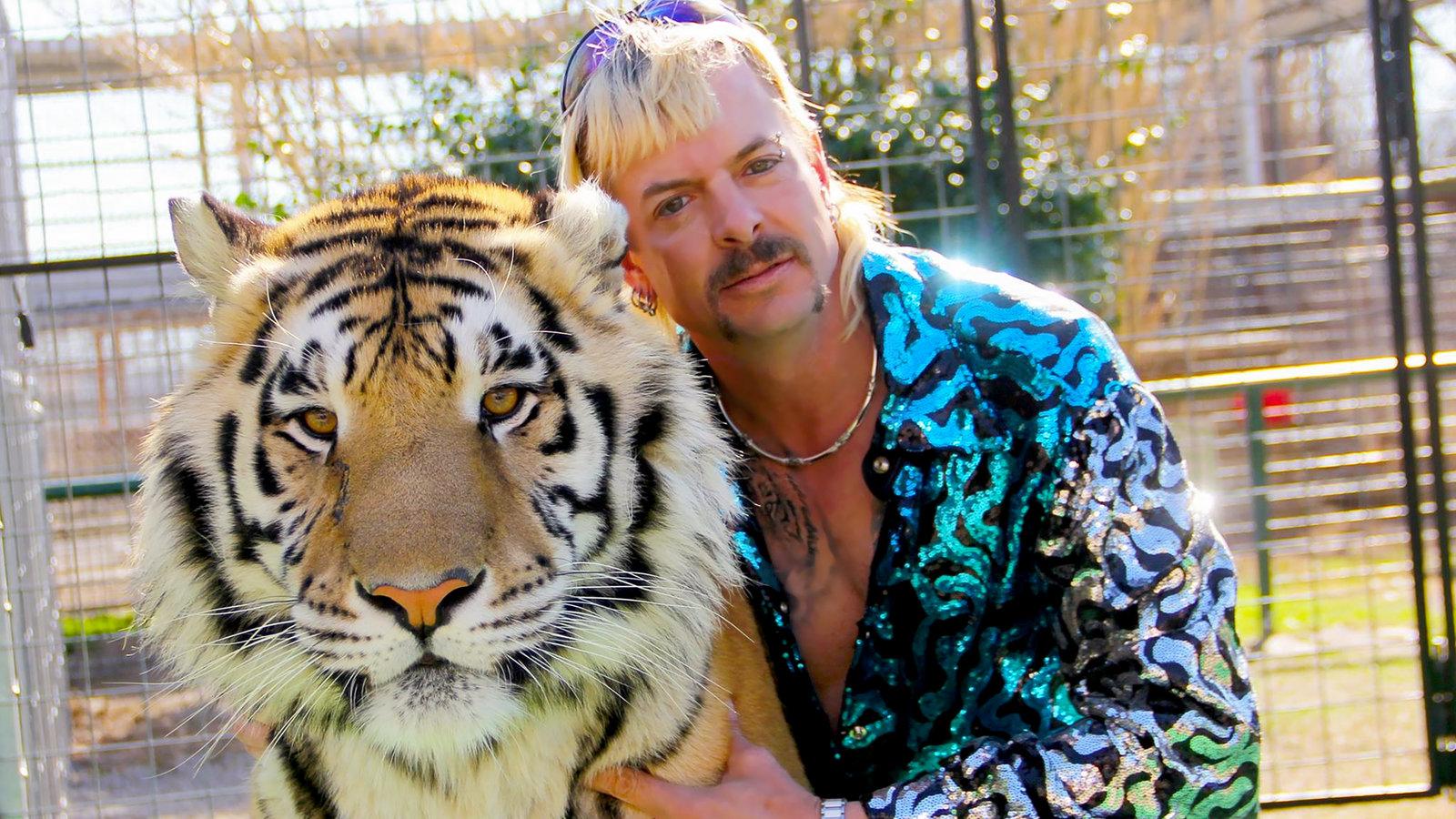 emmy nominations 2020, tiger king