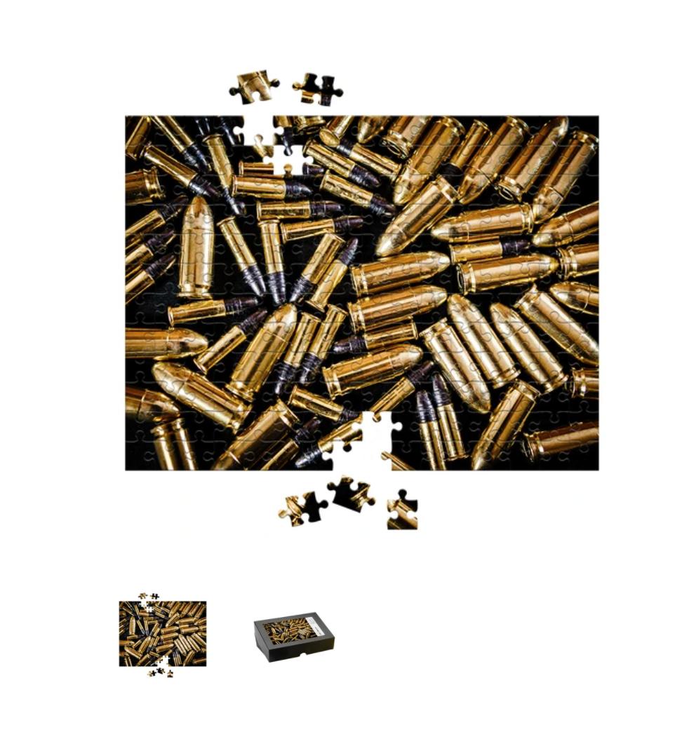 bullet puzzle