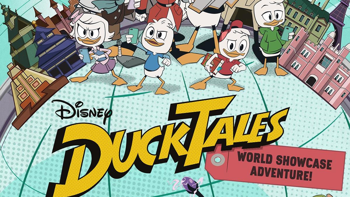 DuckTales World SHowcase
