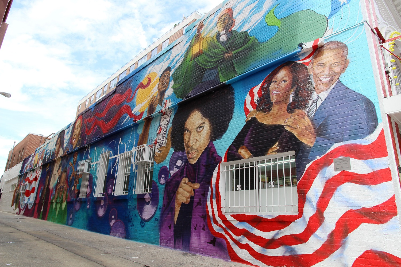 DC mural