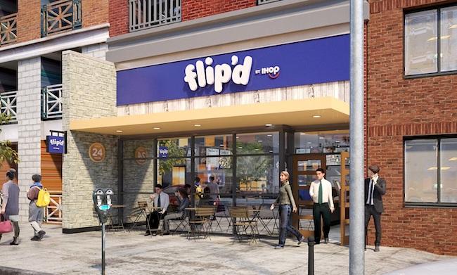 Flip'd by IHOP