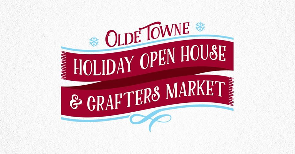 Olde Towne Market & Holiday Tree Lighting Banner