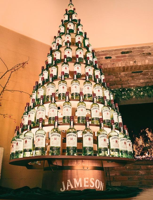 Jameson Christmas tree 2020