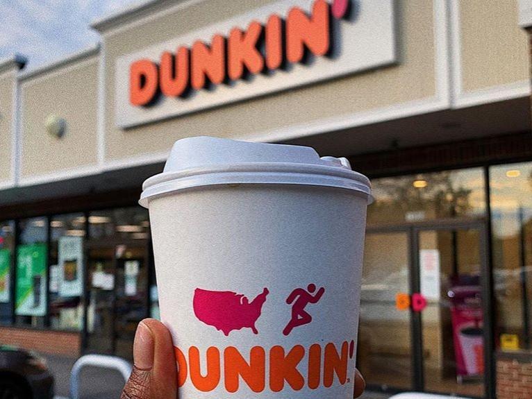 Dunkin', coffee