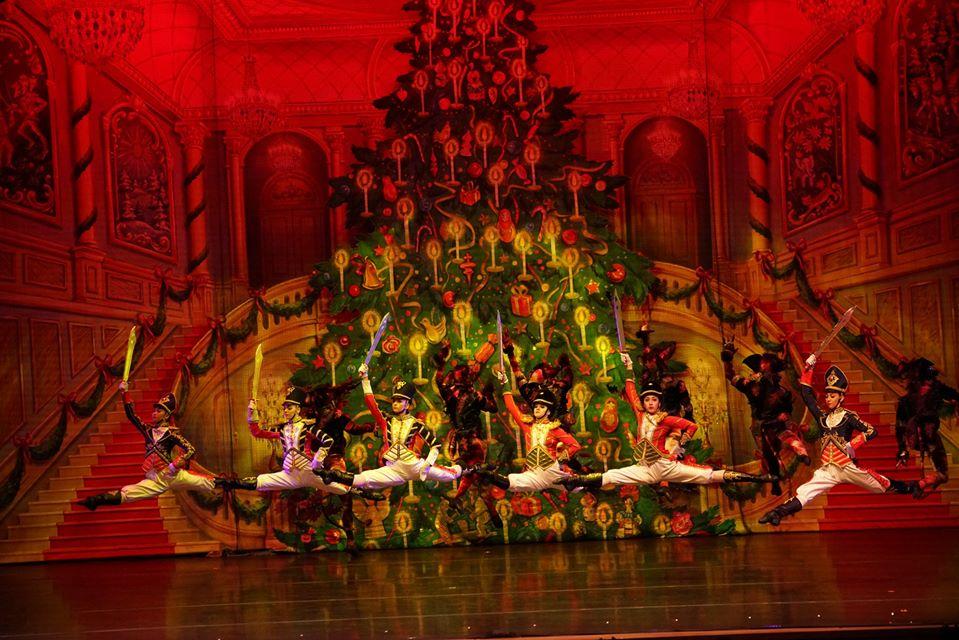 The Nutcracker, Moscow Ballet