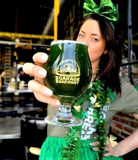 St. Patrick's Day 2020 Hampton Roads Breweries Virginia