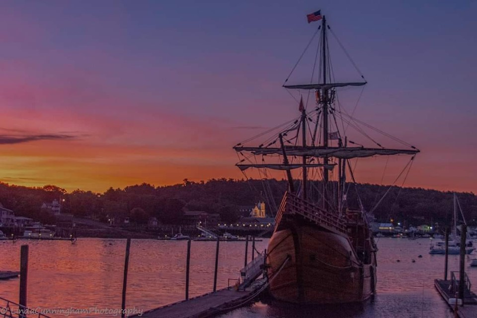 tall ship, Nao Santa Maria