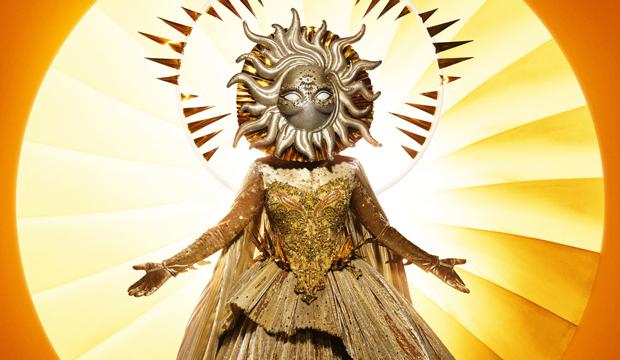 A sun costume