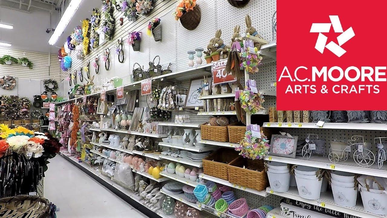 A.C. Moore Shelves