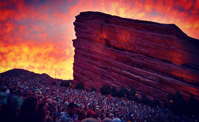 Red Rocks Halloween 2020 Red Rocks' 2020 Season Lineup