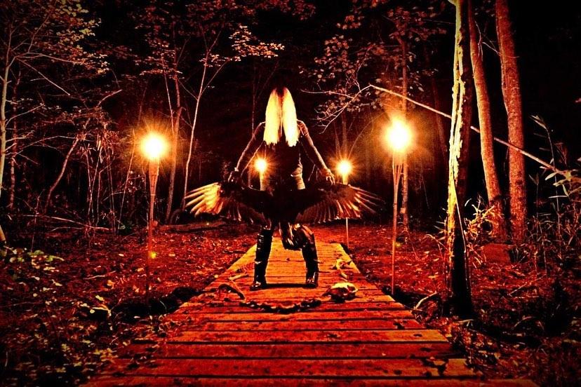 Kay's Haunted Trail Walk