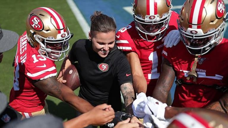 Katie Sowers NFL