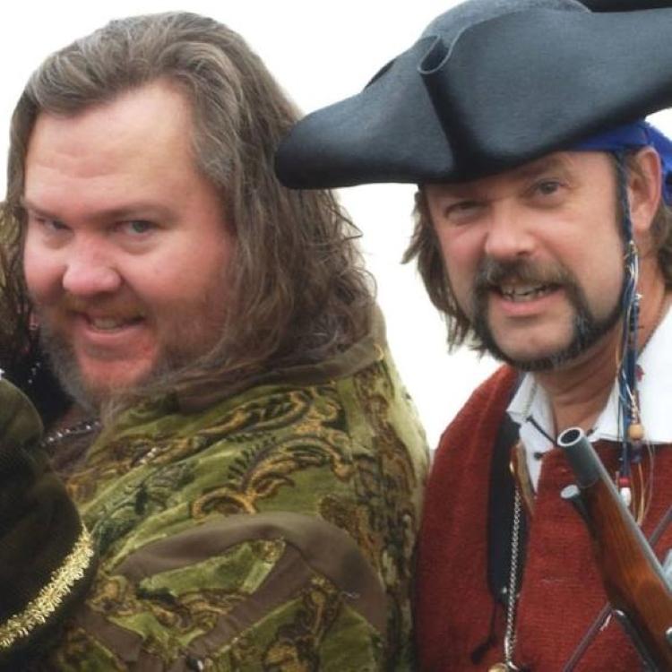 International Talk Like a Pirate Day creators
