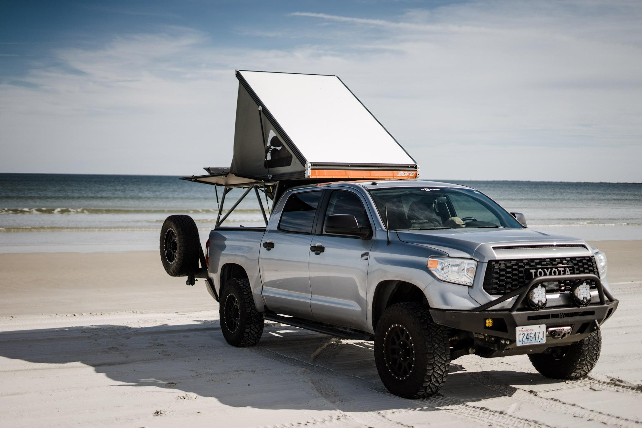 Toyota Tundra GFC Camper