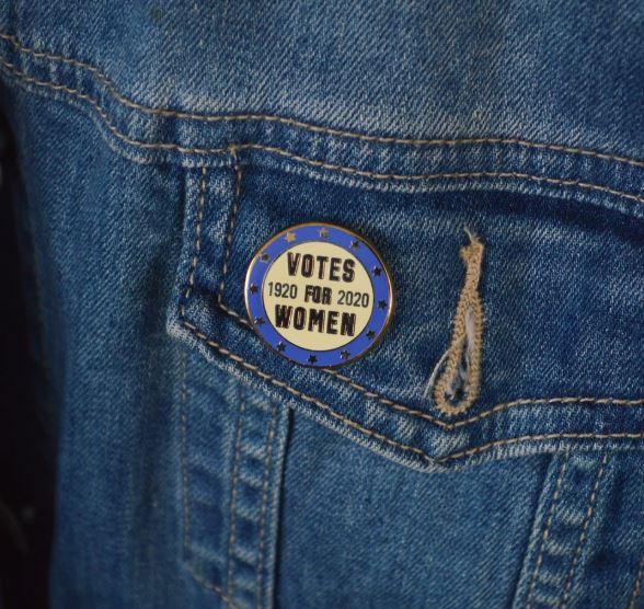 jean jacket pin