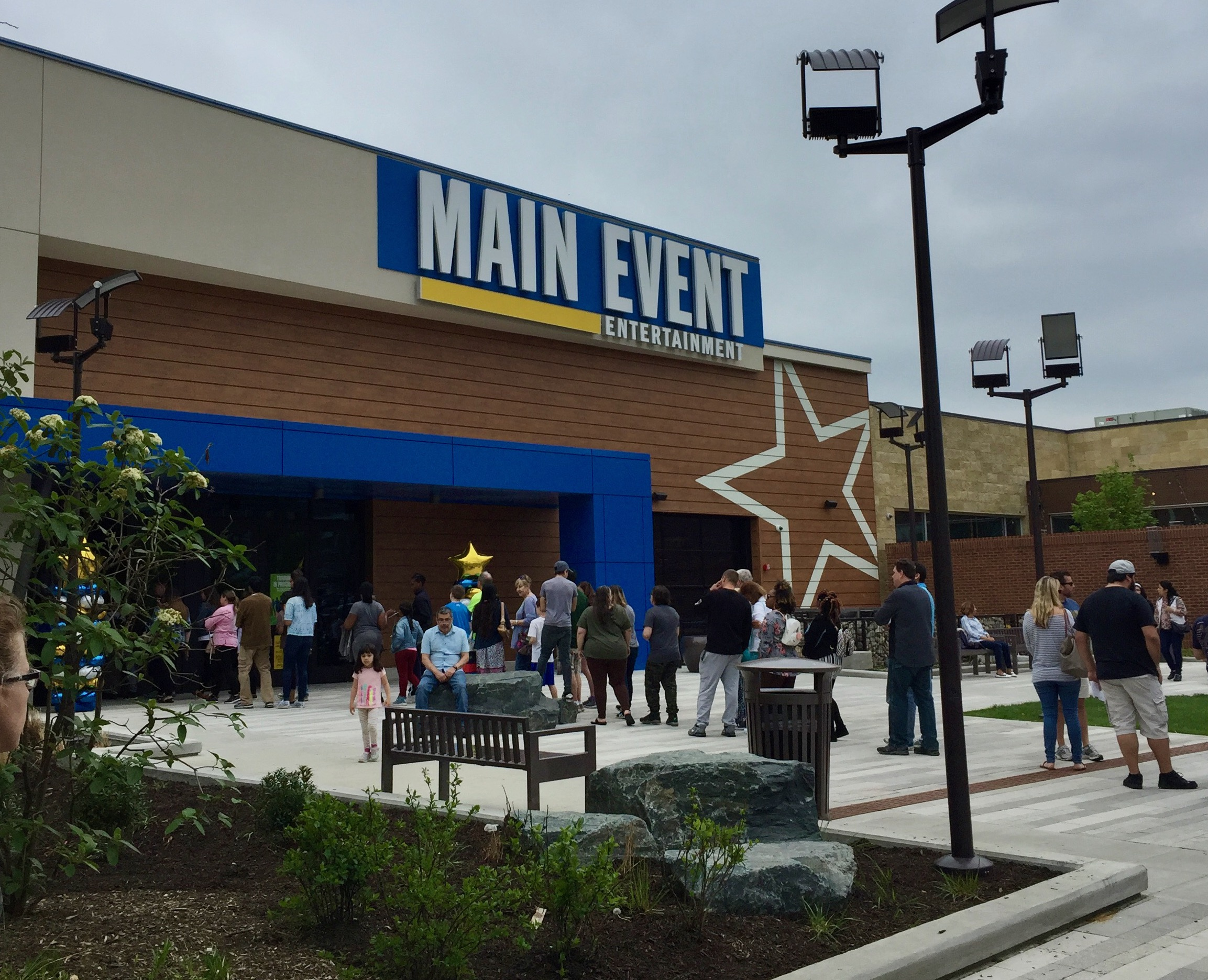 Main Event grand opening Columbia