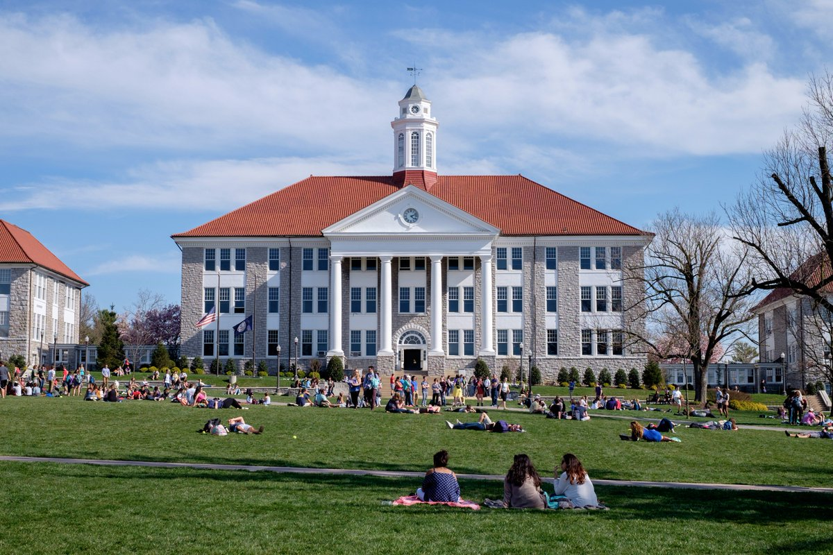 James Madison University Transitions to Virtual Learning Amid 500 On-Campus  COVID Cases